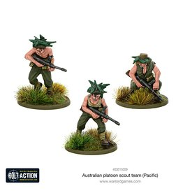 Warlord Games Australian Platoon Scout Team
