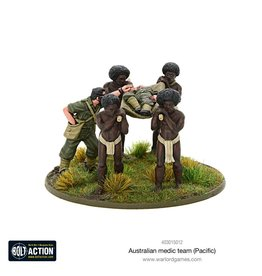 Warlord Games Australian Medic Team