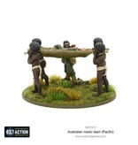 Warlord Games Bolt Action: Australian Medic Team (Pacific) Blister Pack