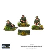 Warlord Games Bolt Action: Australian Forward Observer Team (Pacific) Blister Pack