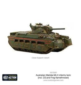 Warlord Games Australian Matilda II Infantry Tank