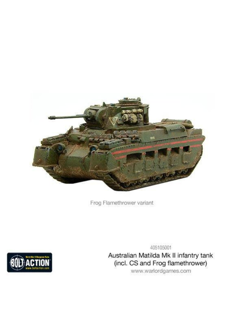 Warlord Games Bolt Action: Australian Matilda II Infantry Tank
