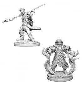 Wizkids Human Male Druid (Wave 3)