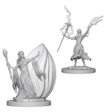 Wizkids Nolzur's Marvelous Miniatures: Elf Female Wizard Blister Pack (Wave 3)
