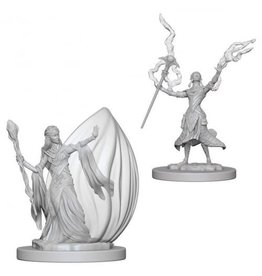 Wizkids Elf Female Wizard (Wave 3)