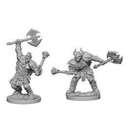 Wizkids Half-Orc Male Barbarian