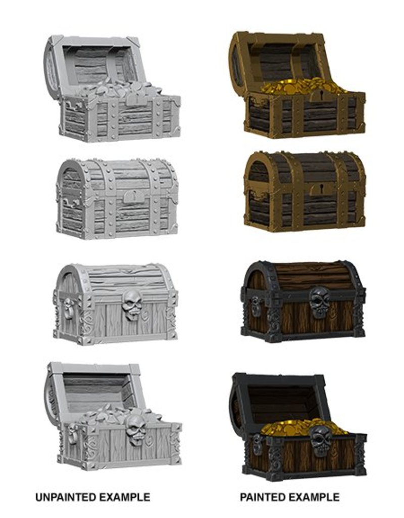 Wizkids Wizkids: Chests Blister Pack (Wave 2)
