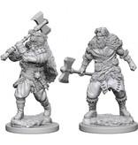 Wizkids Nolzur's Marvelous Miniatures: Human Male Barbarian Blister Pack (Wave 1)