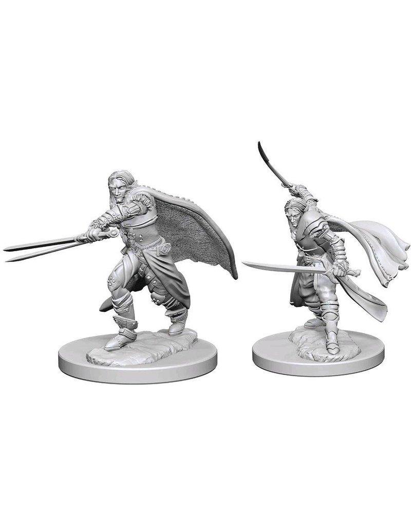 Wizkids Nolzur's Marvelous Miniatures: Elf Male Ranger Blister Pack (Wave 1)