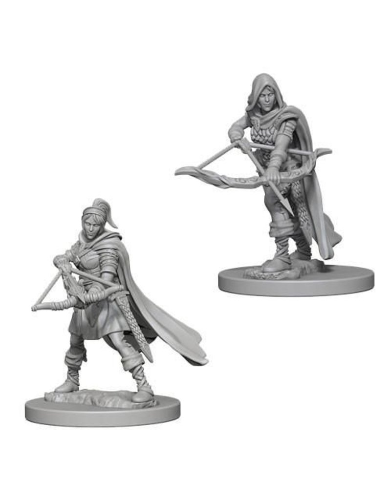 Wizkids Nolzur's Marvelous Miniatures: Human Female Ranger Blister Pack (Wave 1)