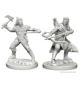 Wizkids Human Male Ranger (Wave 1)