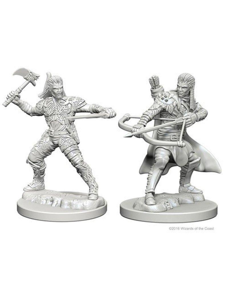 Wizkids Nolzur's Marvellous Miniatures: Human Male Ranger Blister Pack (Wave 1)