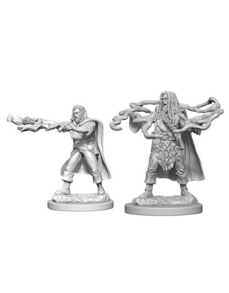 Wizkids Nolzur's Marvelous Miniatures: Human Male Sorcerer Blister Pack (Wave 1)