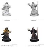 Wizkids Nolzur's Marvelous Miniatures: Human Female Wizard Blister Pack (Wave 1)