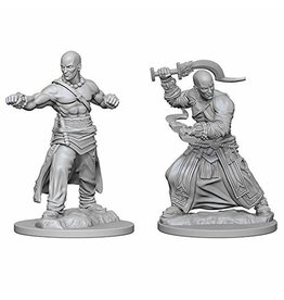 Wizkids Human Male Monk (Wave 1)