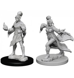 Wizkids Elf Female Sorcerer (Wave 1)