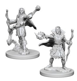 Wizkids Elf Male Sorcerer (Wave 1)