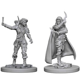 Wizkids Human Female Rogue (Wave 1)