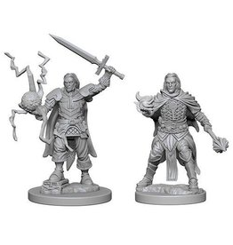 Wizkids Human Male Cleric (Wave 1)