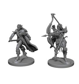 Wizkids Elf Male Fighter (Wave 1)