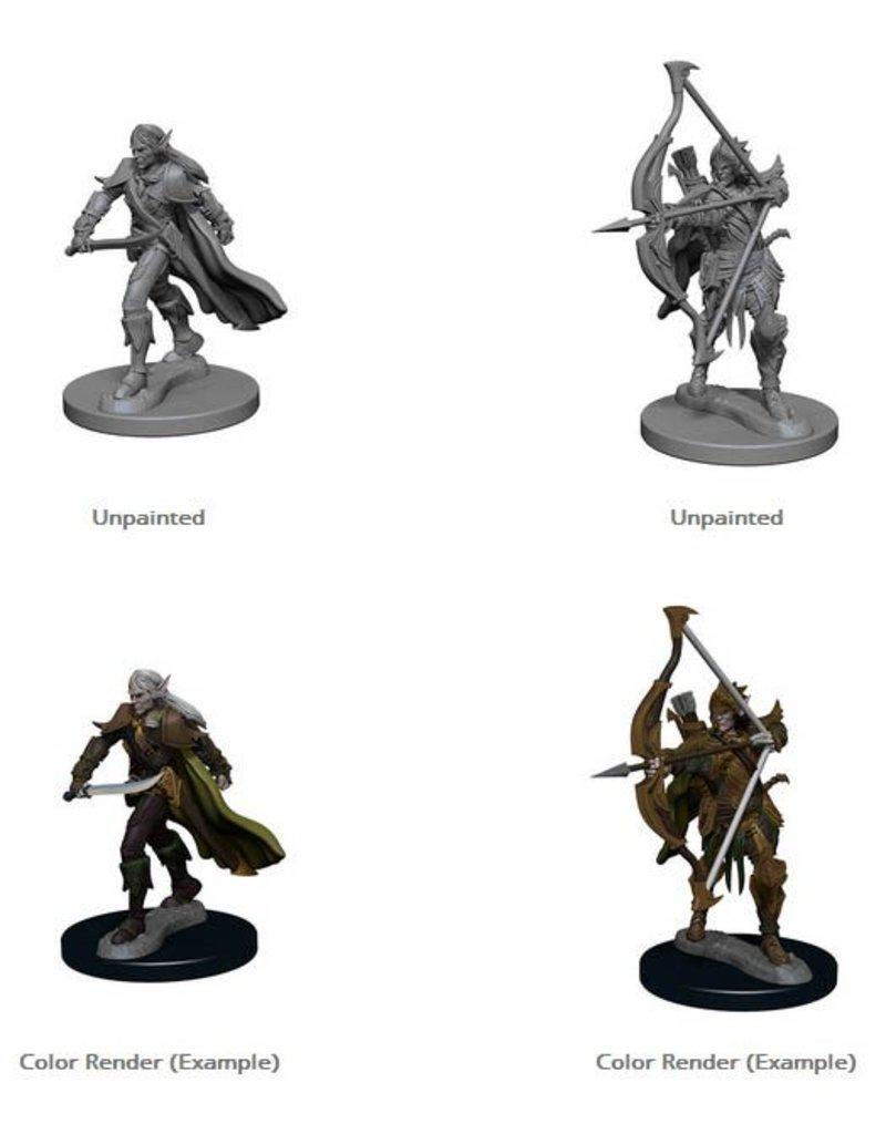 Wizkids Pathfinder Deep Cuts: Elf Male Fighter Blister Pack