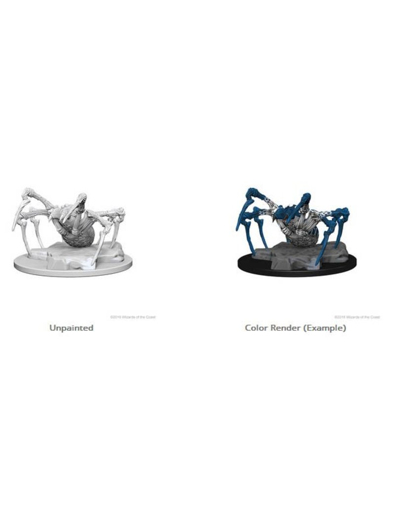 Wizkids Nolzur's Marvelous Miniatures: Phase Spider Giant Blister Pack (Wave 1)