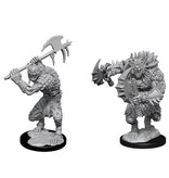Wizkids Nolzur's Marvelous Miniatures: Gnolls Blister Pack (Wave 1)