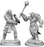Wizkids Nolzur's Marvelous Miniatures: Bugbears Blister Pack