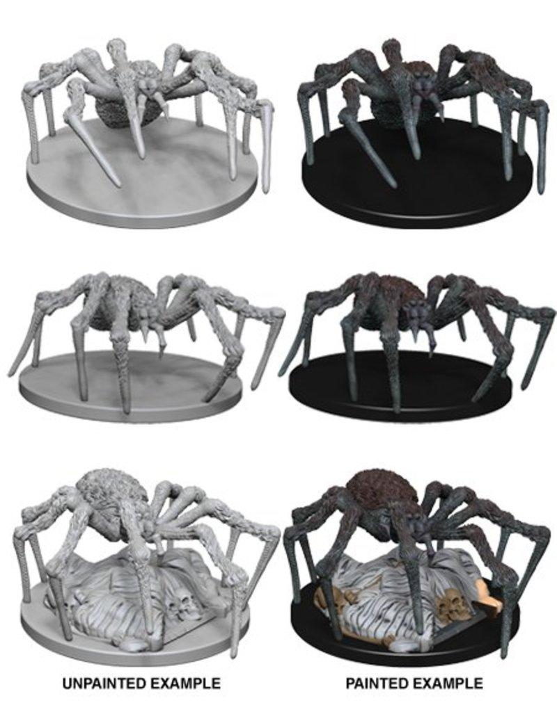 Wizkids Nolzur's Marvelous Miniatures: Spiders Blister Pack (Wave 1)