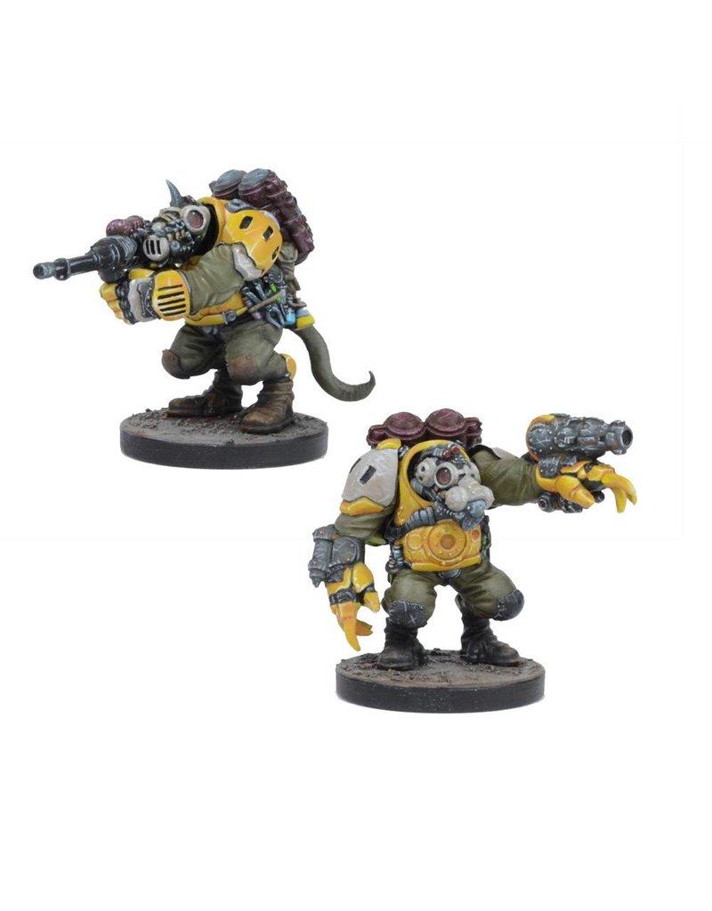 Mantic Games Warpath: Veer-myn Starter Force