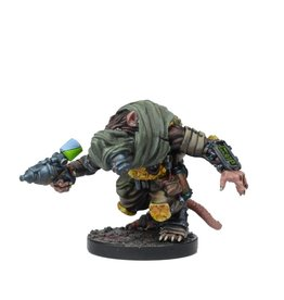 Mantic Games Master Creeper/Hacker Half-tail