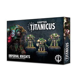 Games Workshop Imperial Questoris Knights