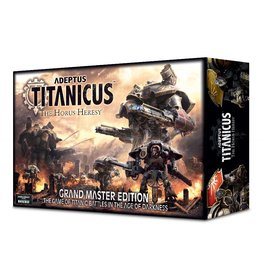 Games Workshop Titanticus Grand Master Edition (LIMITED TO 1 PER CUSTOMER)