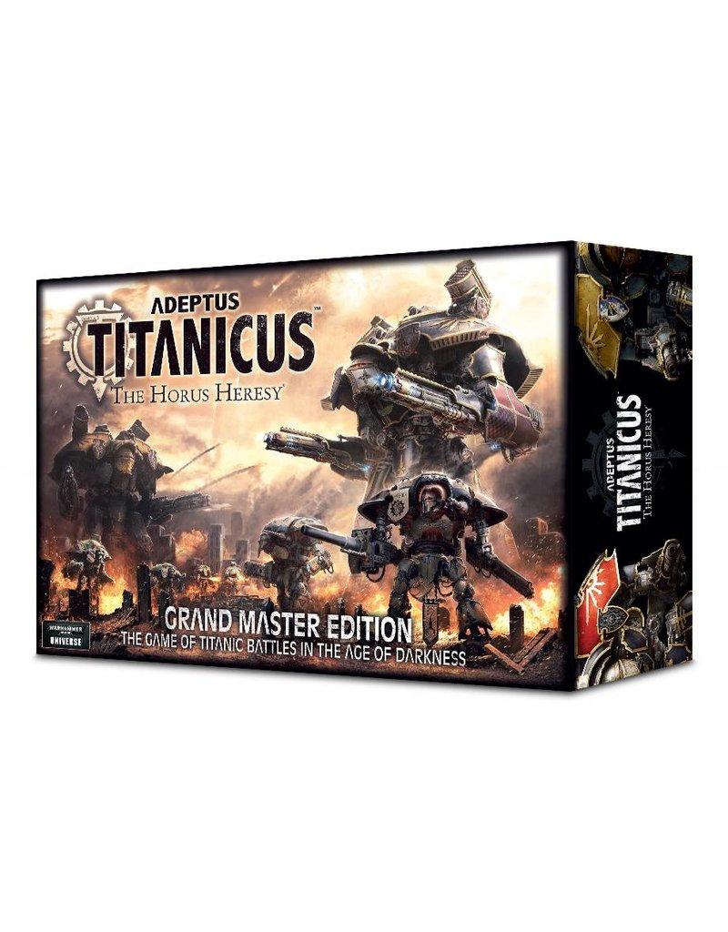 Games Workshop Titanticus Grand Master Edition