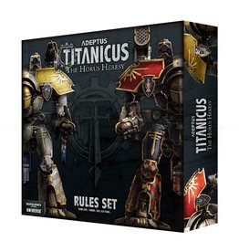 Games Workshop Titanicus Rules Set (EN)
