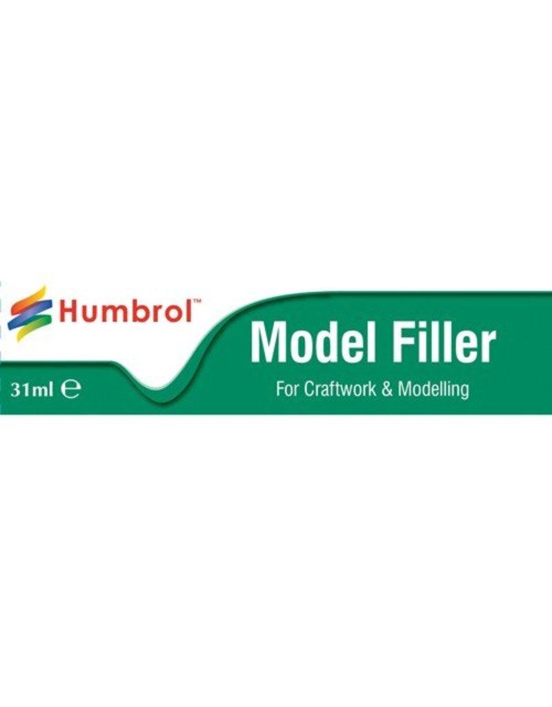 Humbrol 31ml Model Filler (Tube)