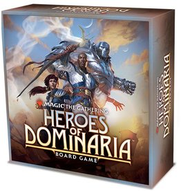 Wizkids MTG: Heroes of Dominaria Board Game Standard Edition