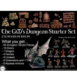 Mantic Games GM Dungeon Starter Set