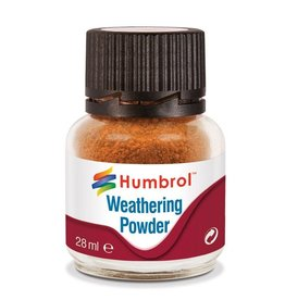 Humbrol Weathering Powder - Rust