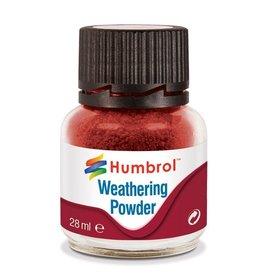 Humbrol Weathering Powder - Iron Oxide