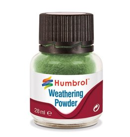 Humbrol Weathering Powder - Chrome Oxide Green
