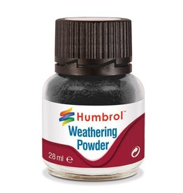 Humbrol Weathering Powder - Black