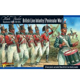 Warlord Games Line Infantry (Peninsular)