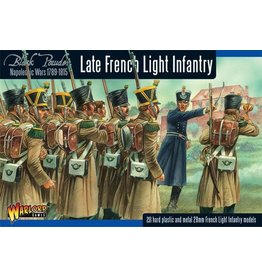 Warlord Games French Light Infantry (Waterloo)