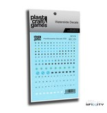 Plastcraft Infinity The Game Decals - Panoceania 03