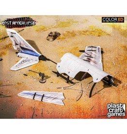 Plastcraft Fuselage Wreckage