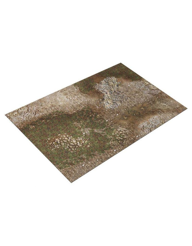 Game Mat 6'x4' Double Sided G-Mat: Battleground and Winter Realm