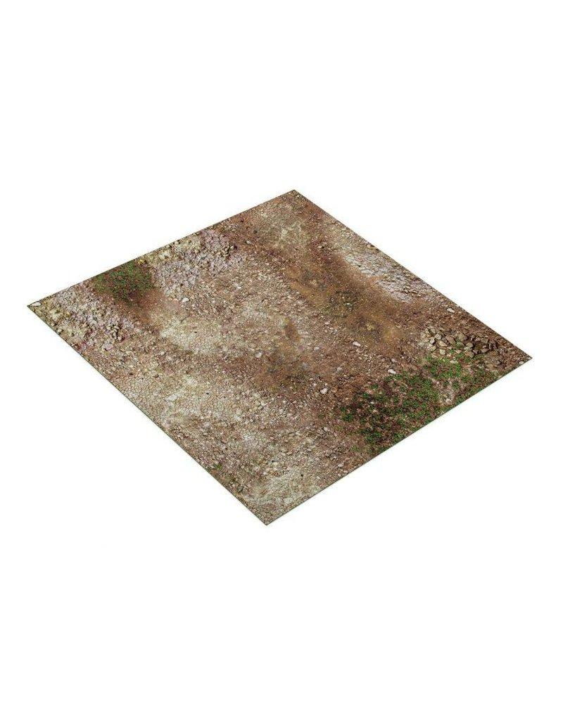 Game Mat 4'x4' Double Sided G-Mat: Battleground and Winter Realm