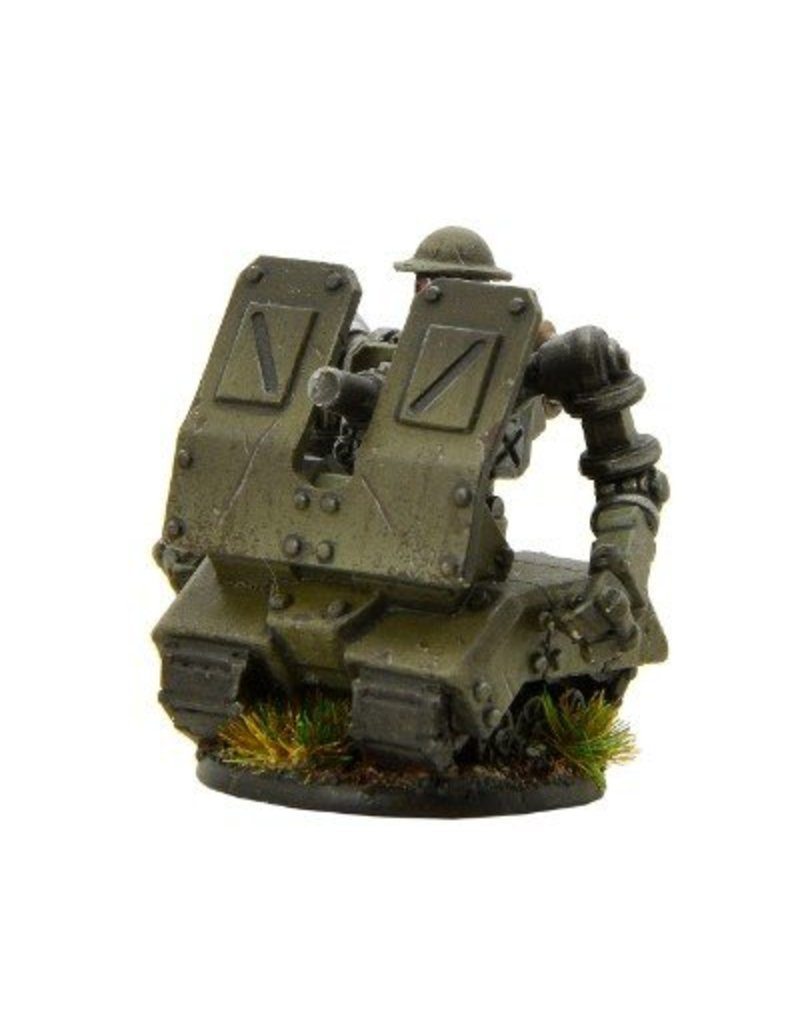 Warlord Games British Bombardier Automated Mobile Platform