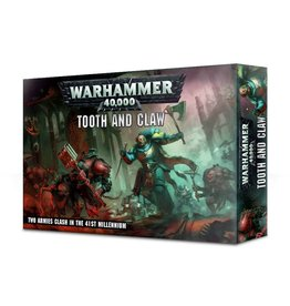 Games Workshop Tooth & Claw (EN)